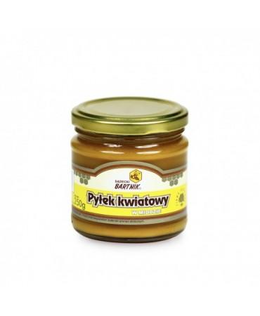 Miód z pyłkiem