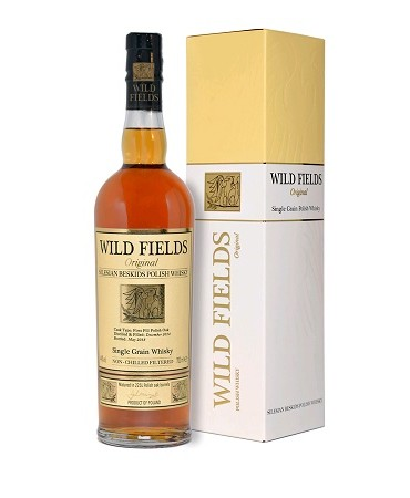 Wild Fields Original Single Grain Polish Whisky