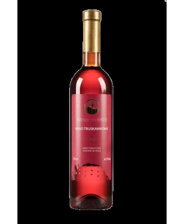 Wino Truskawkowe- Potęga Tradycji- www.alkoholewybrane.pl