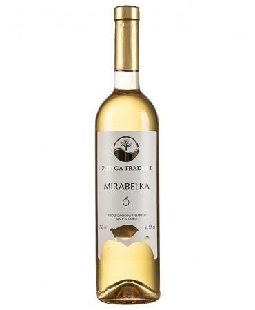 Wino Mirabelkowe