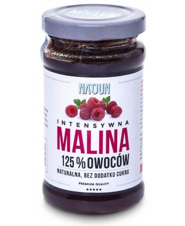 Malina 125%, 240g