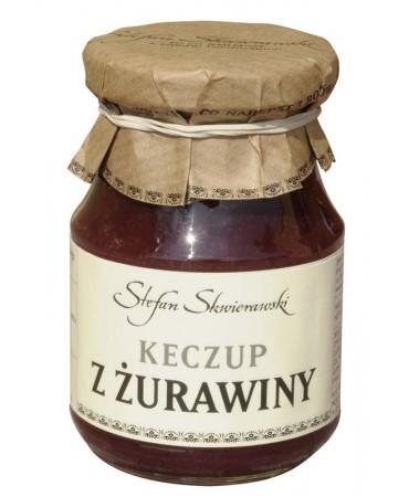 Keczup z Żurawiny
