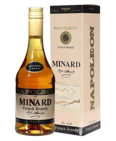 Minard Ch. J. French Brandy