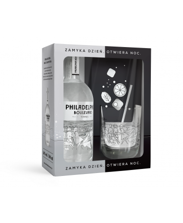 Philadelphia Vodka BOX
