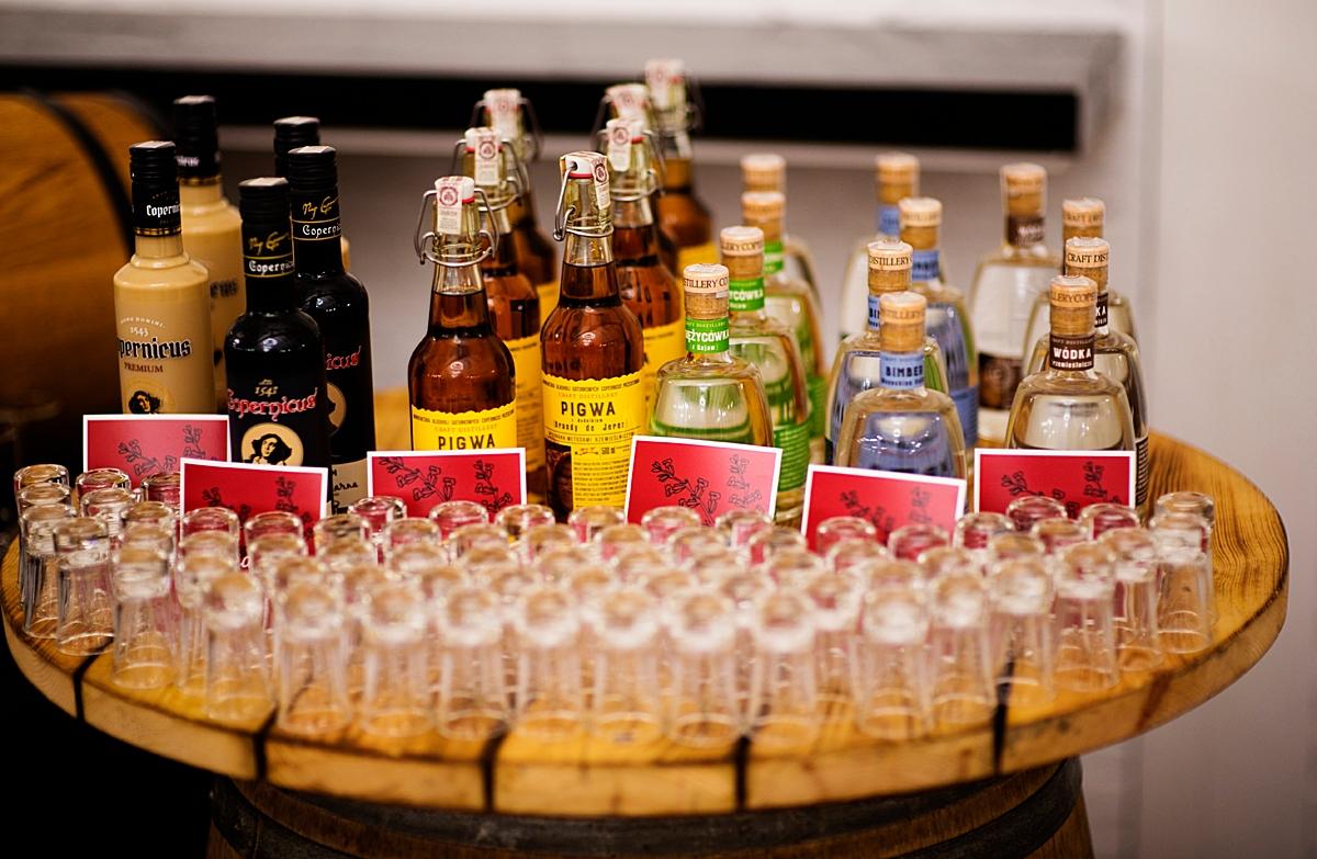 wyjątkowe alkohole